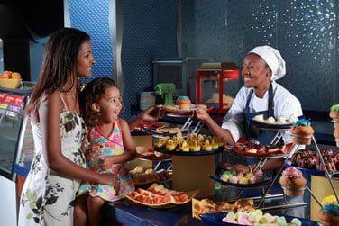 Le restaurant SeaGrapes, à l'ambiance familiale