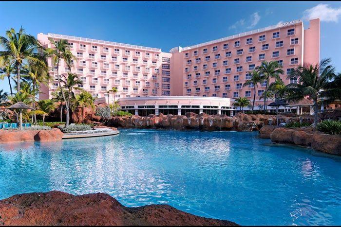 Hôtel Atlantis Paradise Island - The Beach 3*, Bahamas