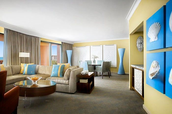 grand suite - 2 chambres