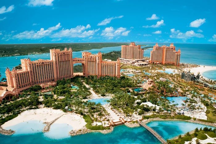 Hôtel Atlantis Paradise Island - The Royal 4*, Bahamas