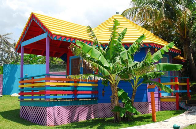 Le bungalow vue mer, de plain pied