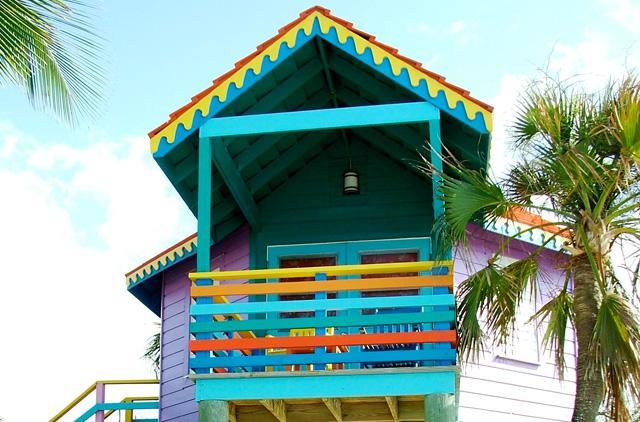 Le bungalow vue mer surélevé avec 2 chambres, idéal en famille