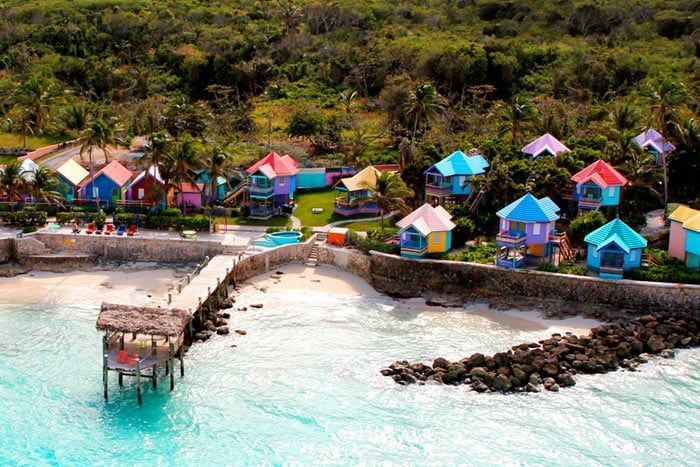 Hôtel Compass Point 3* Supérieur, Bahamas
