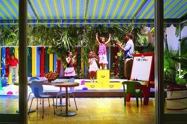 L'endroit rêvé des enfants : un mini-club comme ils les aiment !