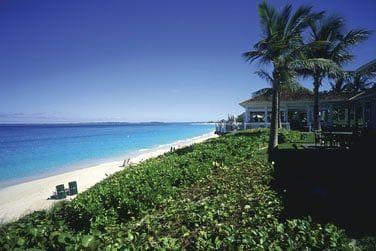 Un endroit idyllique sur l'île de Paradise Island