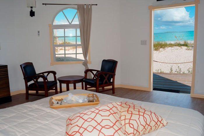 cottage 1 chambre front de mer