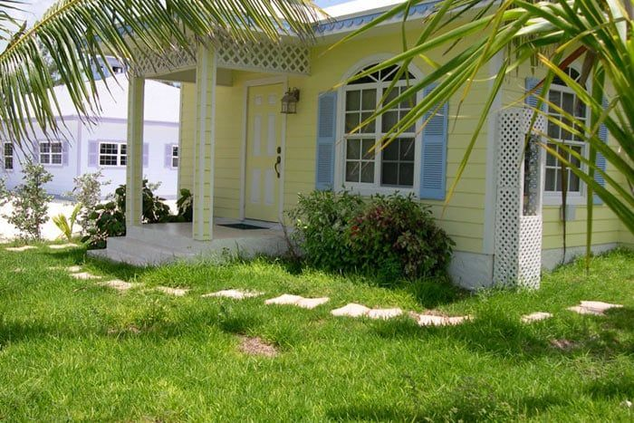 cottage 2 chambres vue jardin (sandy cay)