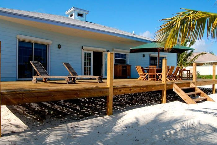 villa 4 chambres front de mer