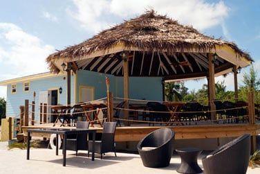Le restaurant pour déguster une cuisine Franco-Bahaméenne