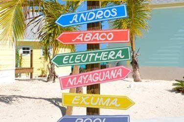 Paradise Bay, un petit coin de paradis au coeur des Bahamas