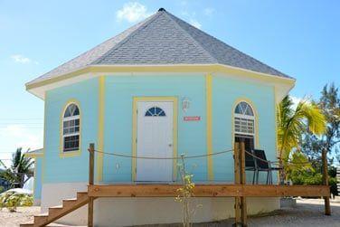 Les cottages sont vue mer ou front de mer