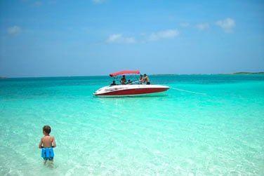 Partez en excursion en bateau