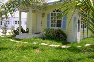 Une architecture caribéenne typique