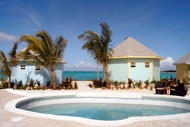 Bienvenue à l'hôtel Paradise Bay
