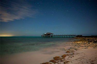 L'île d'Andros est l'une des plus nature des Bahamas