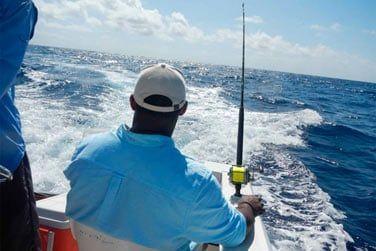 Partez en excursion pour une journée pêche accompagné d'un guide