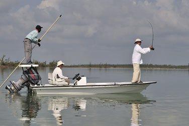 Pêche à la mouche, pêche au récif, pêche au large...