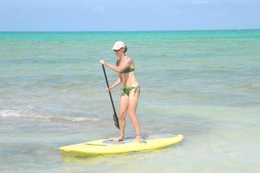 Kayaks, paddle, planche à voile, bateau à voile...