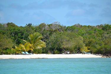 La plus grande île des Bahamas mais aussi la plus sauvage