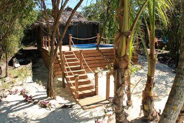 Séjournez dans une villa située en bord de plage