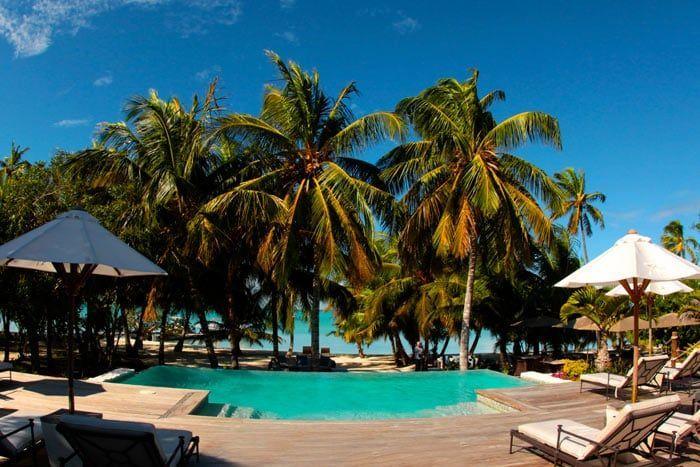 Hôtel Tiamo 5*, Bahamas