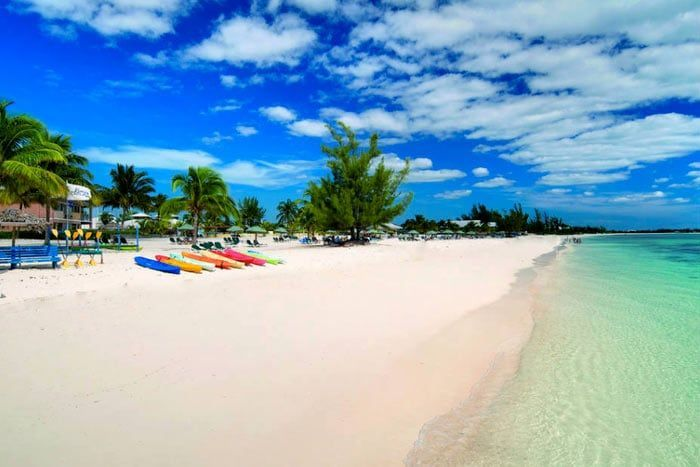 Hôtel Viva Wyndham Fortuna Beach 4*, Bahamas