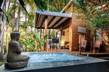 Séjournez dans un des 4 bungalows