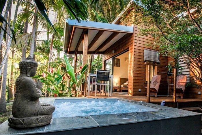 Lodge Palmae, Réunion