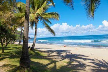 La Réunion c'est aussi un littoral et des plages de sable fin