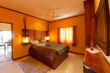 Votre chambre décorée avec soin