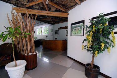 Une maison de charme typiquement seychelloise