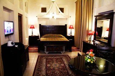 Intérieur de la chambre Mumtaz