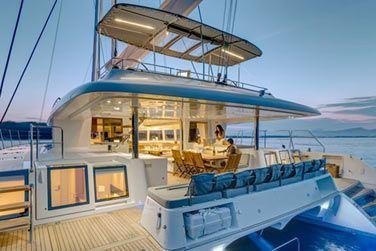 Voguez à bord du Lagoon 620 !