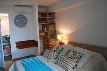 La chambre Carambole avec vue mer