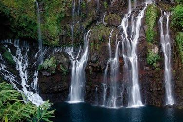 Ses cascades impressionnantes