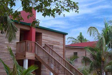 Le Barefoot Eco Hotel se compose de 52 chambres réparties en plusieurs catégories