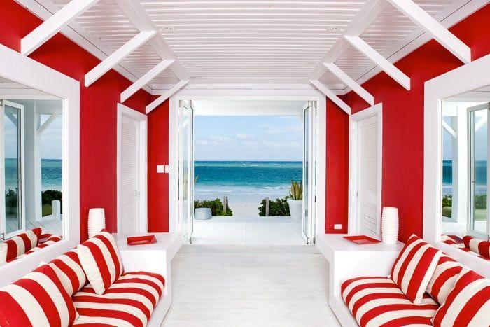 beach house 2 chambres - front de mer