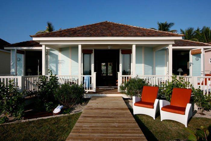 villa 2 chambres - front de mer