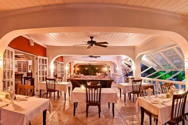 Le restaurant La Terrasse vous propose une cuisine internationale revisitée par le chef français