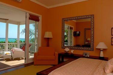 Deuxième chambre en villa