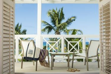 Suite vue océan avec balcon