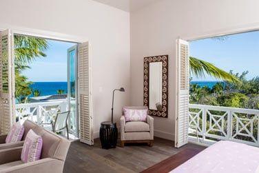 Suite vue océan Premier, avec balcon