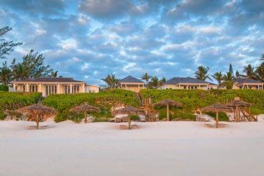 Voici les cottages vue mer et front de mer