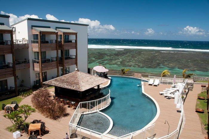 Hôtel Battant des Lames 3*, Réunion