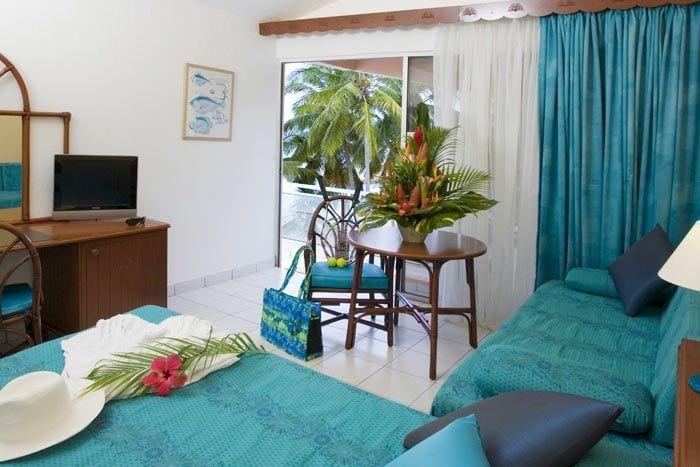 Deco chambre creole 165108 la meilleure for Hotel design guadeloupe