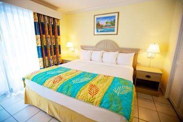 L'hôtel possède des Suites d'une chambre