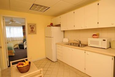 Les Suites et villas possèdent une cuisine équipée