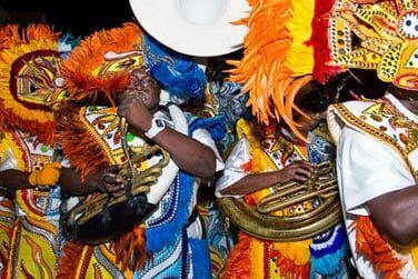 Ne manquez pas le Carnaval des Bahamas !