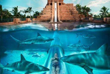A vous les nombreuses attractions : casinos, parcs aquatiques...