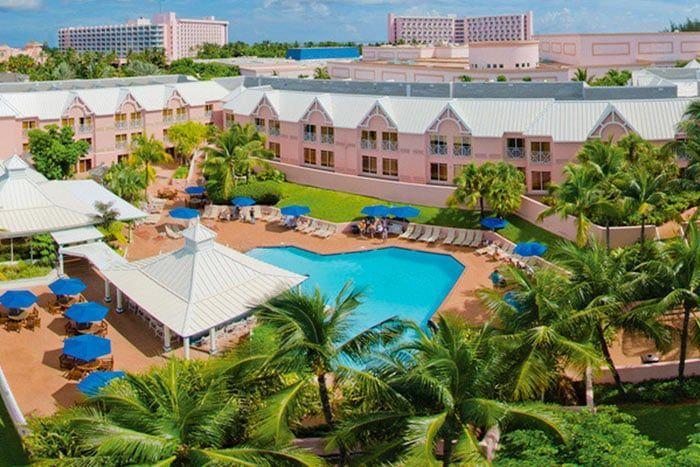 Hôtel Comfort Suites 3* Supérieur, Bahamas